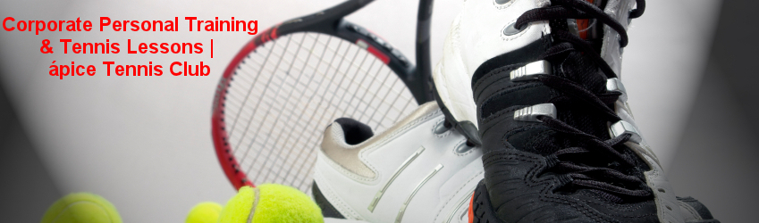 Corporate Tennis Lessons