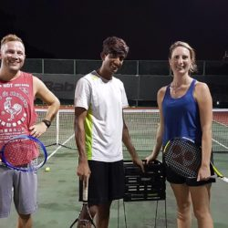 Expat Tennis Lessons