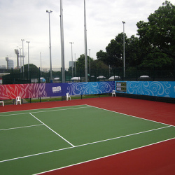 Find a Tennis Court Singapore near you