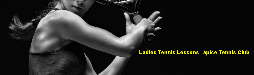 Ladies Tennis Lessons