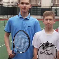 Advanced Tennis Lessons